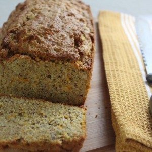 Paleo Vegie bread